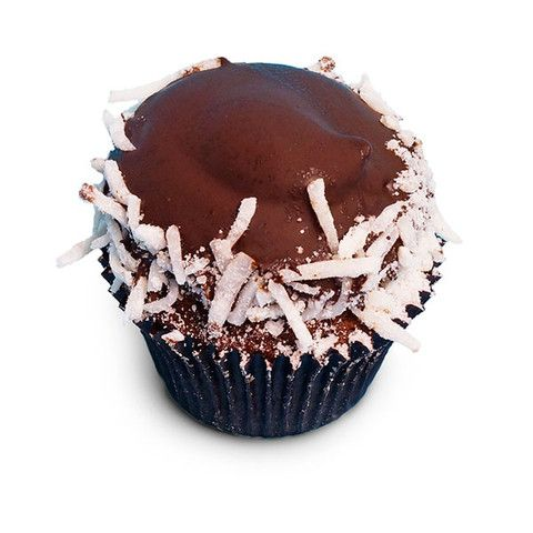 Deluxe German Chocolate Cupcake @ Sweet Couture, London