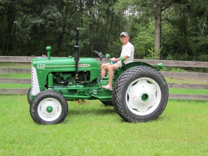 Vintage Farms Tractors For Sales : Best oliver tractor images on pinterest old tractors