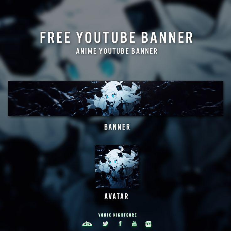 Free youtube banner anime kantai collection youtube