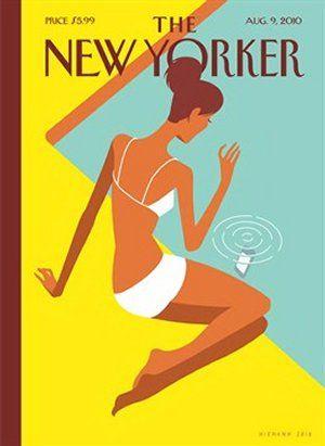 Top 80 des plus belles couvertures du New Yorker (ou presque) | Topito