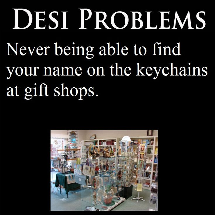 Indian names.. key chain names... And of course. No Saira Srivastava ;-P