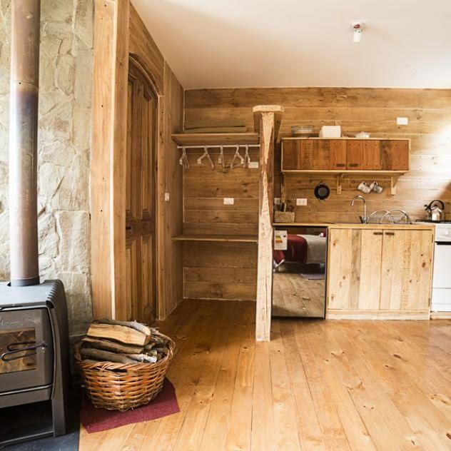 Las cabañas tienen cocinas totalmente equipadas, para aquellos que quieran cocinar o preparar una bebida caliente. Todas incluyen cocina de dos o cuatro platos, horno, refrigerador y loza completa.#haikucabanas
