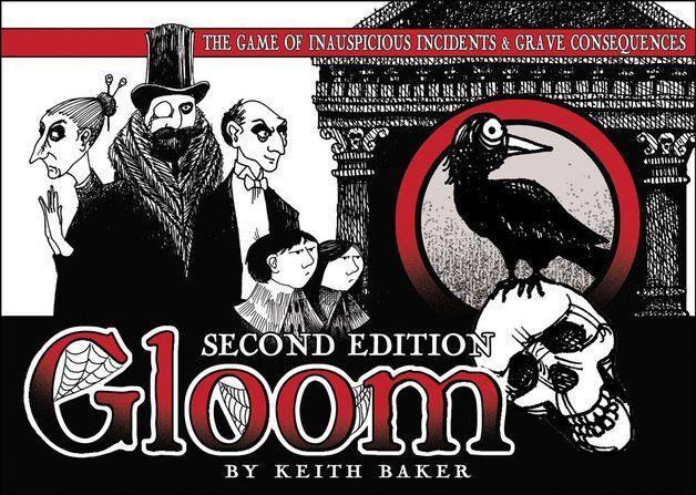 Gloom (2nd Edition) 6.4/10