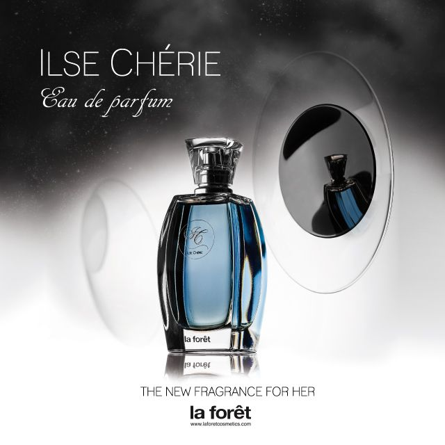 THE NEW FRAGRANCE FOR HER  by La Forêt