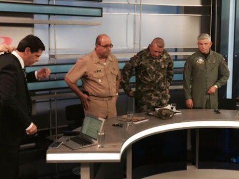 Declaraciones de los Comandantes de las Fuerzas Militares en Última Edic...