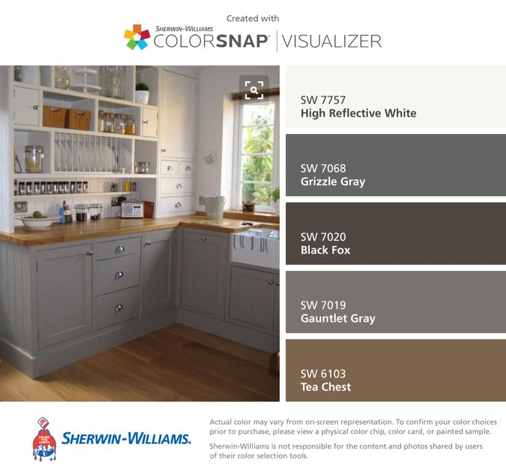Sherwin Williams Classic French Gray Cabinet Color Sherwin: 1000+ Ideas About Gauntlet Gray On Pinterest