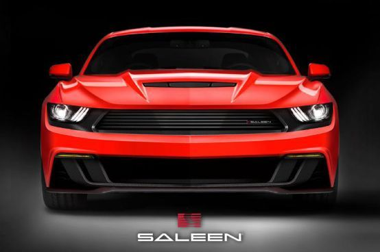 Long-time Mustang tuner Saleen Automotive gives us our first glimpse at its take on their 2015 Saleen 302 Mustang  Read more: http://wot.motortrend.com/1407_2015_saleen_302_ford_mustang_teased_in_new_photo.html#ixzz36LJjCBut - Motor Trend WOT