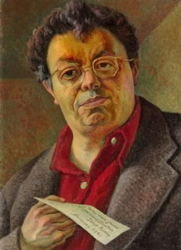 Diego Rivera Famous Self-Portrait Up For Sale At Christie's