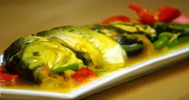 resep memasak ikan bandeng bumbu kuning enak