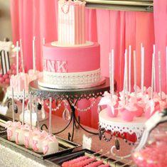 "Pamela's Secret Sweet Sixteen - Victoria Secret ""PINK"""