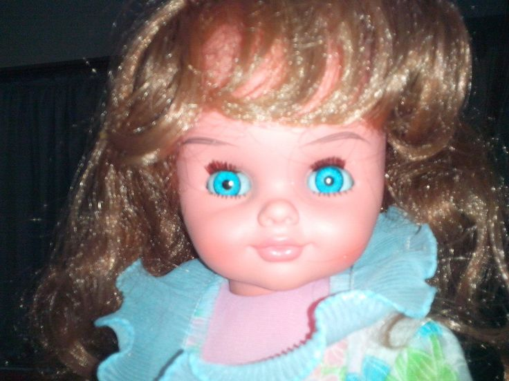 muñeca mama de rayito de sol año 1973