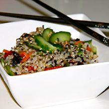 Super Seaweed Sushi Salad