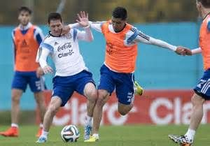 Argentina Soccer Players 2014 -