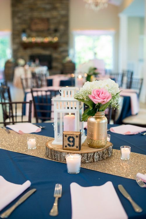 Navy And Blush Wedding.Elegant Navy And Blush Estate Wedding Navy Blush And Gold