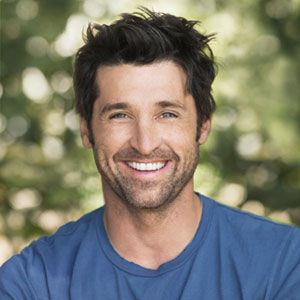 """Patrick Dempsey - starred in a really crappy 80's movie called """"Cant buy me love!! """" I wanted to ride that lawn mower with him!!!"""