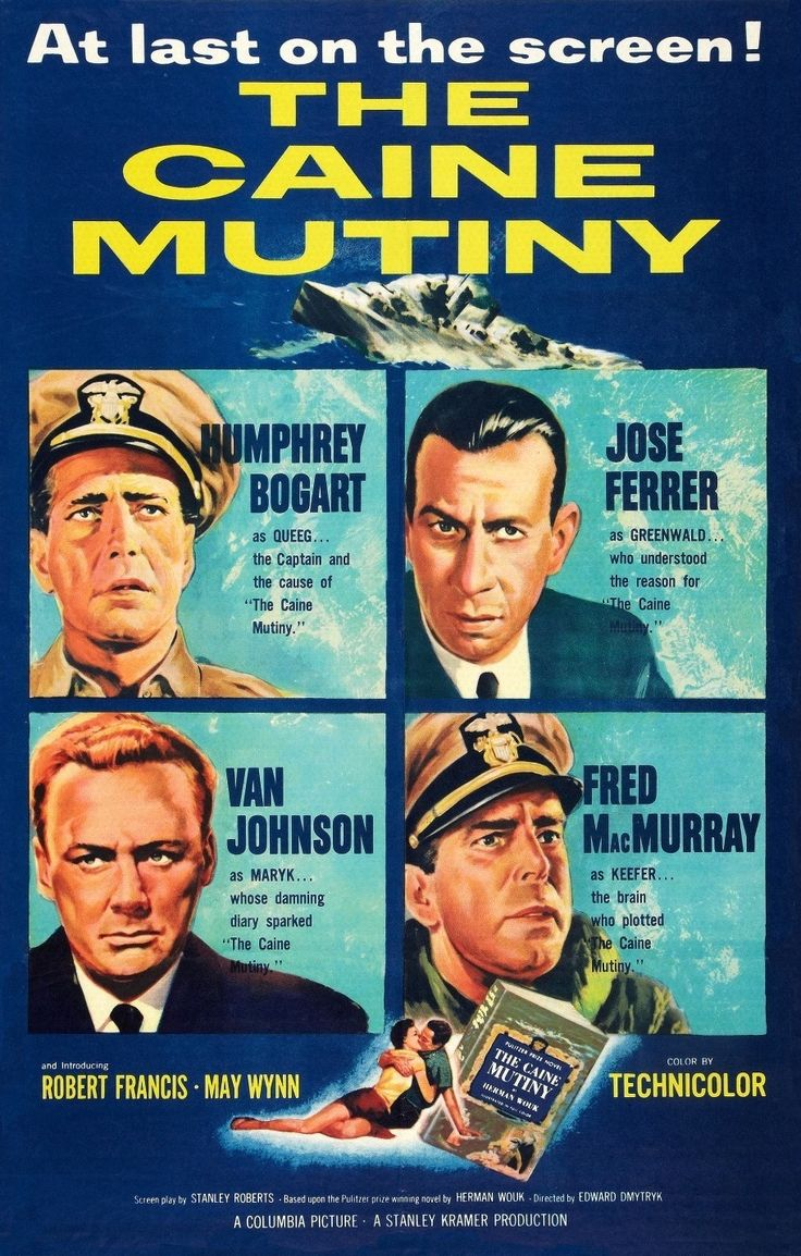 The Caine Mutiny   ( 1954 )