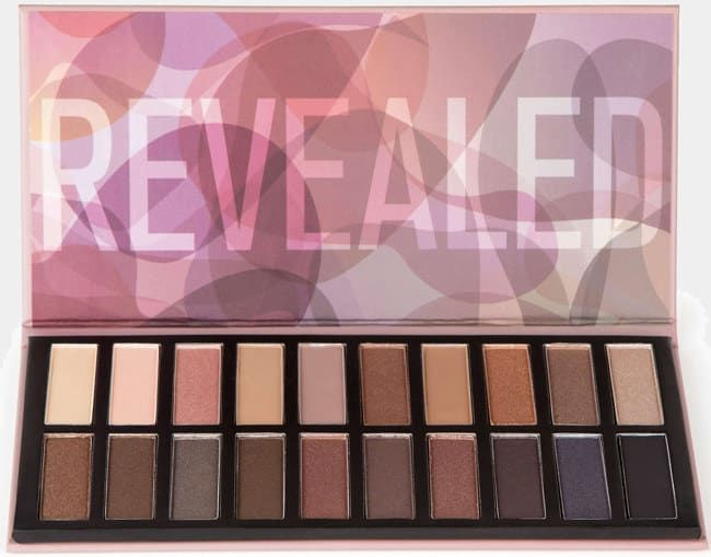 """Promising Review: """"This is a great bargain for great colors. The pigment lasts, and the fallout is similar to my Urban Decay Naked3 palette, so I can't complain. I compared with my friend's actual Urban Decay Naked and Naked2 palettes, and even she is impressed at the matches. I'm also really glad there is a clear plastic sheet protecting the shadows. It's also pretty useful if you want to label the shades with the Urban Decay names! This helps if you're following a tutorial, so you can be…"""