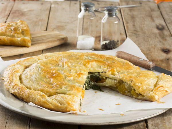 Uit die Huisgenoot toetskombuis: Kaas-en-groente-pastei