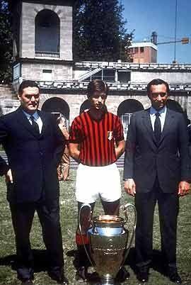 Rocco, Rivera e Franco Carraro
