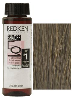 Redken Shades EQ Equalizing Conditioning Color Gloss  - 03Nb - Mocha Java