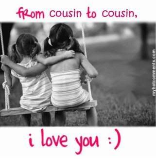 from cousin to cousin i love you photo: from cousin to cousin i love you This photo was uploaded by regina72865