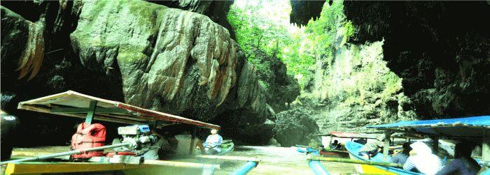 Rafting Green Canyon