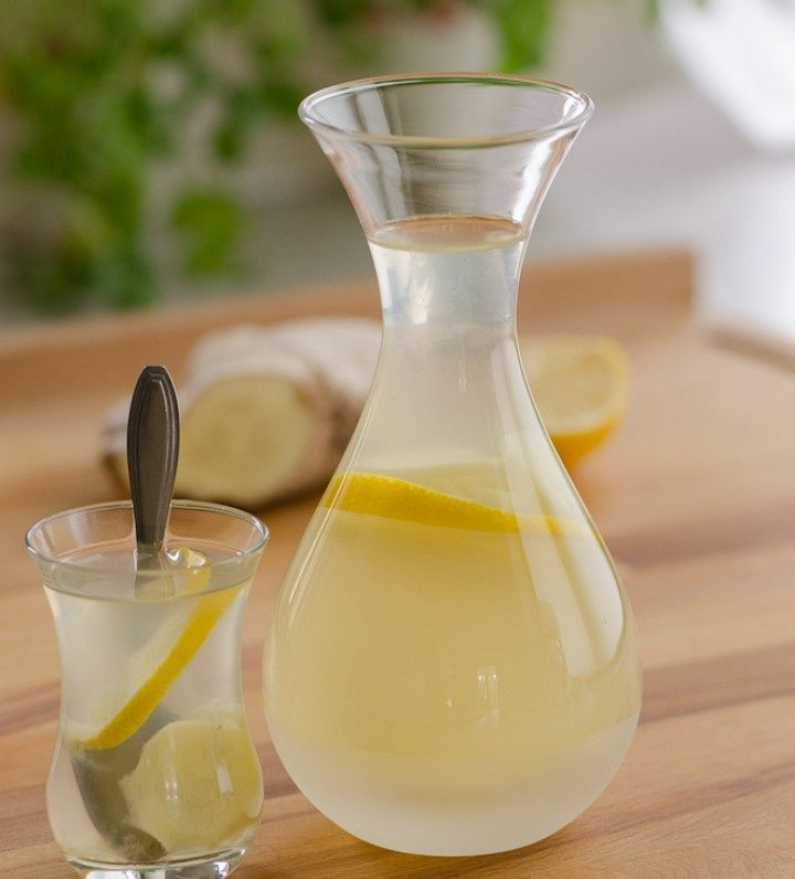 Here is the recipe for one of the most effective detox lemonade:  - mix some shredded ginger, - lemon juice, - honey, - water.  Add everything as much as needed to taste good.  Drink 5-6 glasses of this weight loss drink every day, you have all the chances to lose 5 pounds in a week (or even more!). Just by doing this!