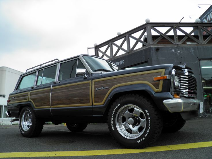 17 Best images about Wagoneer on Pinterest | Cars, Woody ...