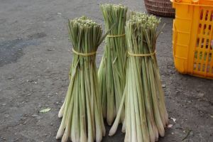 ... how to use lemon grass and for which recipes. Photo: lemon grass bunches on Vietnam market (source: my personnal food and travel blog / vlog with recipes, authentic video recipes, street food, food and travel documentary, travel info and more. Welcome! :) )