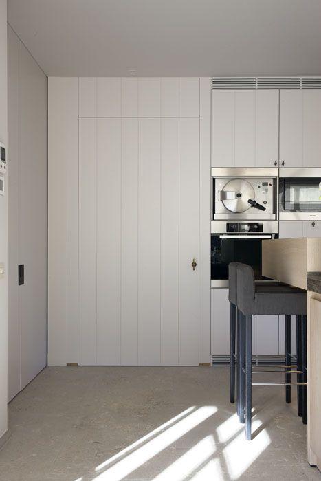 Het Atelier - Interieur | project: Hillewaere