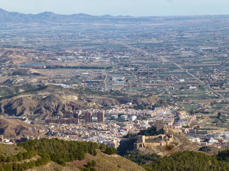 Lorca - Ruta Cejo de los Enamorados
