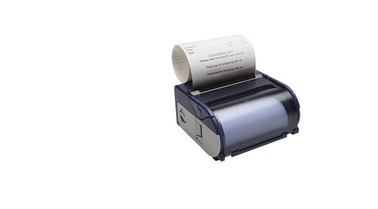 DataFlight Europe BP100 printer  handheld terminal creditcard POS inflight sales duty free