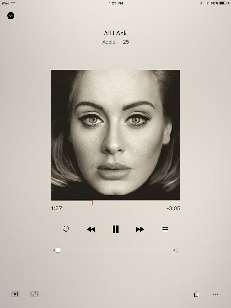 Adele's full album is on replay