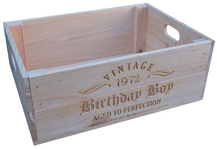 PERSONALISE YOUR CRATE 1