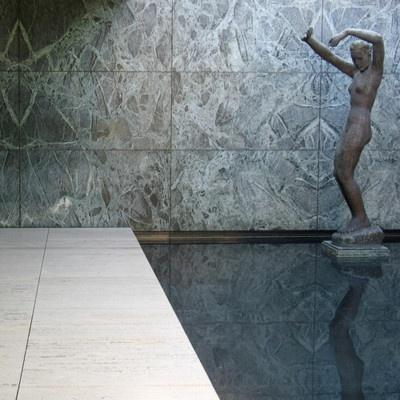 sublimespy:    Mies van der Rohe    Barcelona Pavillon by stemerk44 on Flickr.