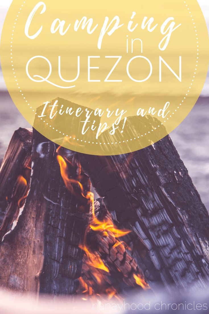 Take Me Back E03: Overnight Camping in Real, Quezon