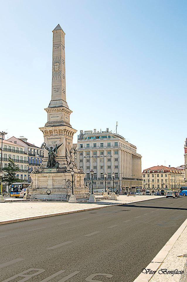 Lisboa Praça dos Restauradores