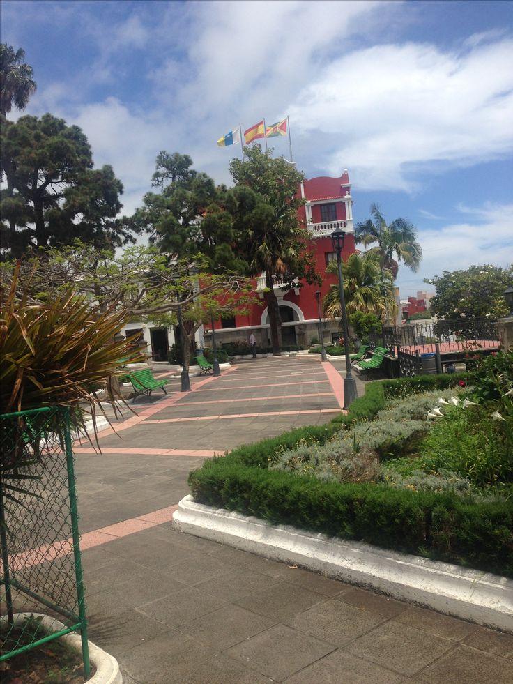 Townhall les Sauces La Palma