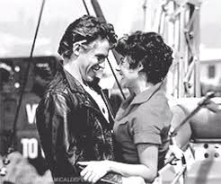 Kenickie and Rizzo... I'm still in love with him lol