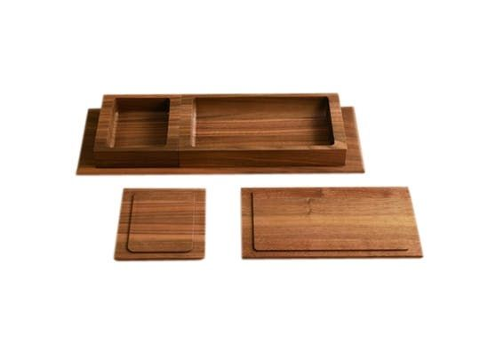 Soft Series Accessories  Traditional, Transitional, Wood, Tabletop by Bassam Fellows