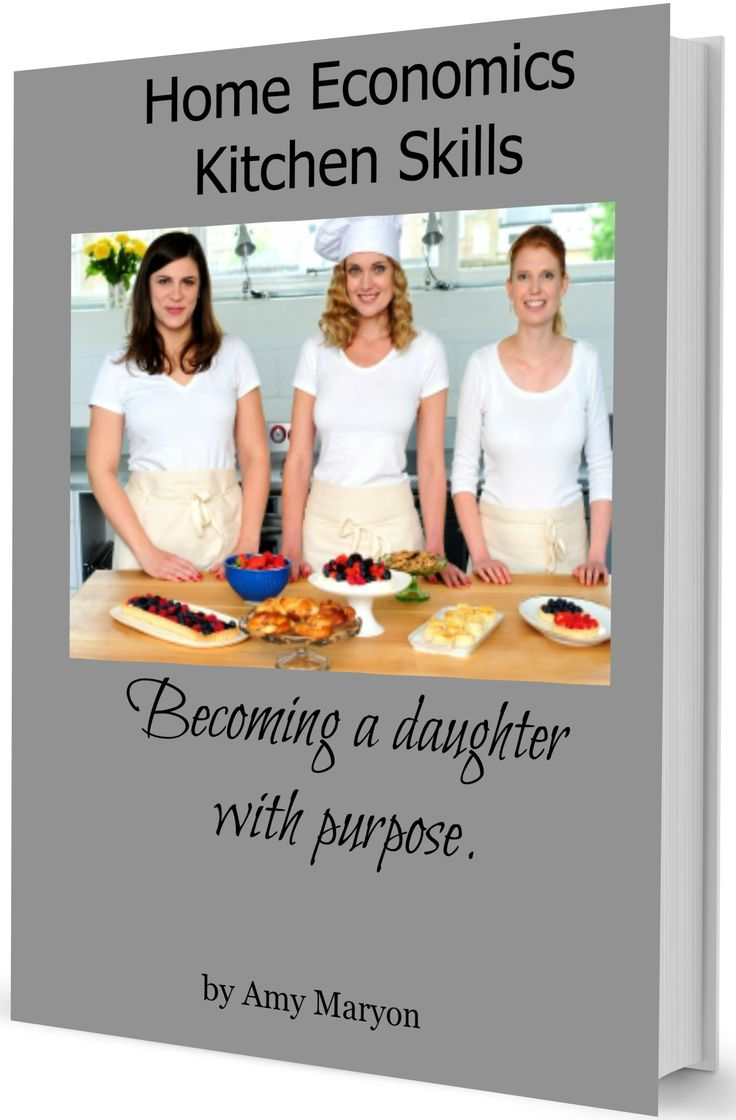 home economics coursework Home about me everyday positive living my books homeschooling resources home economics kitchen skills this course is designed to help you with the basics of.
