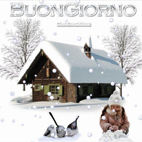 Buongiorno Neve – Musiclovesilence