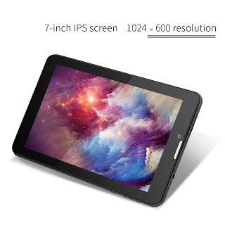 Yuntab 7 inch 3G Unlocked Smartphone Tablet PC Android 5.1 MTK8321 1.3 GHz Quad Core IPS 1024600 Google Tablet GPS Bluetooth (32716165021)  SEE MORE  #SuperDeals