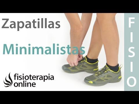 6 razones para usar zapatillas minimalistas y no calzado amortiguado - YouTube