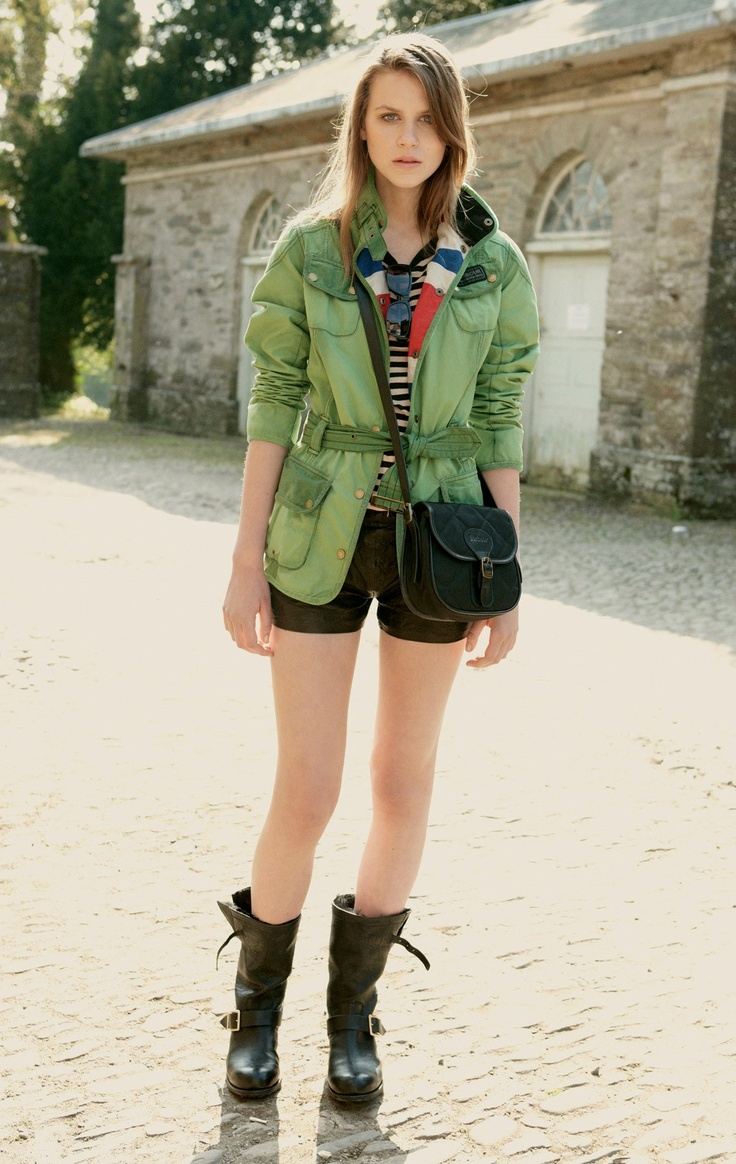 Pea Green | Barbour