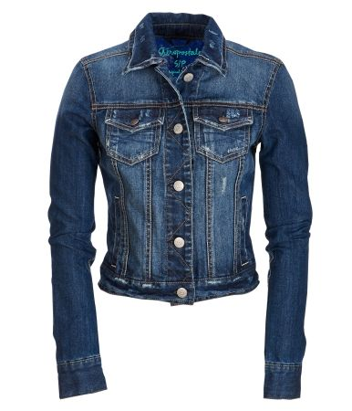 how to wear a denim jacket over 60