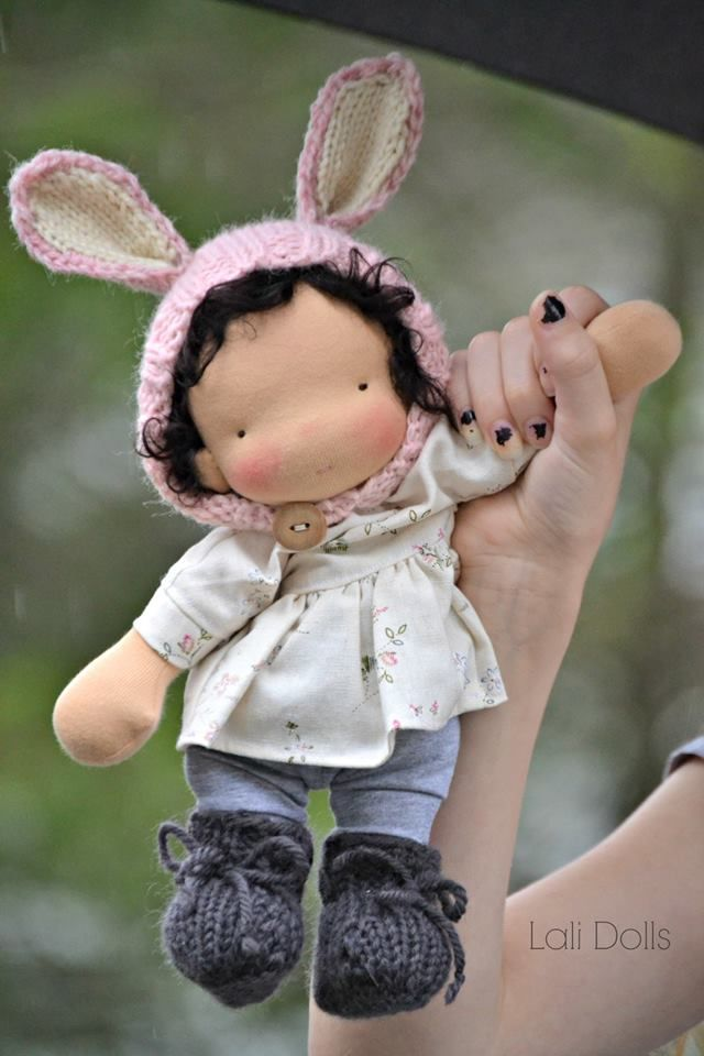 "Avi - 10"" Lali Cupcake doll"