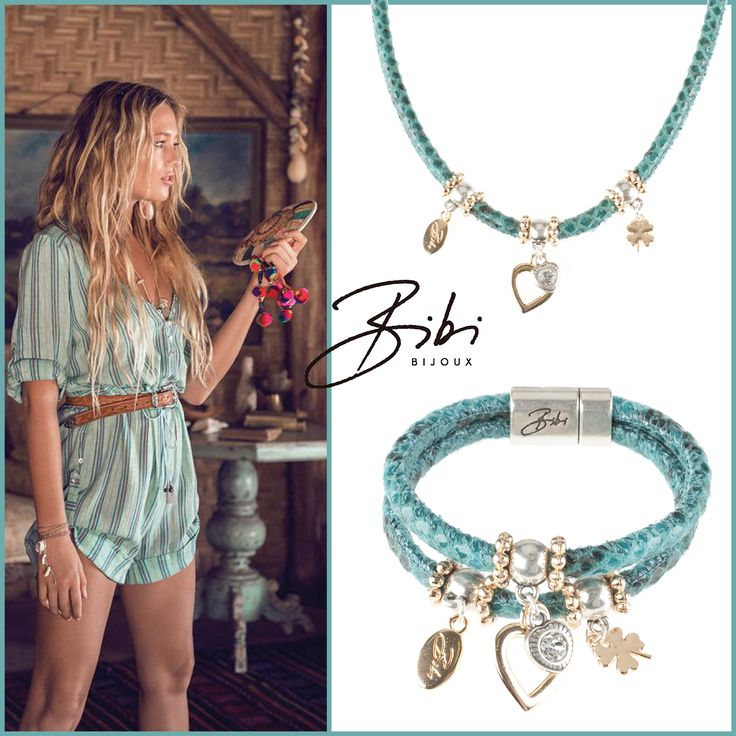 Enjoying the sun in the Netherlands? We are ! Set with various pendants and Swarovski Crystals. - Colours: Green, Turquoise, Orange, Grey & Creme - Bracelet Sizes: S (18cm), M (19cm), L (20cm) & XL (21cm) - Always handmade with love in the Netherlands Bracelet: http://bibibijoux.com/index.php/02611-229.html Necklace: http://bibibijoux.com/index.php/03558-229.html Bibi Bijoux​ #bibi #bijoux #bibibijoux #handmade #lifestyle #fashion #netherlands #swarovski