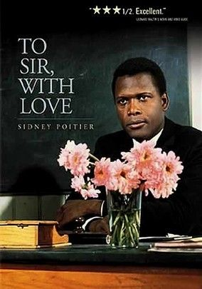 To Sir, with Love (1966) Sidney Poitier stars as Mark Thackeray, an engineer by training who reluctantly takes a teaching job in a working-class London high school. His unruly students (played by an impressive group of unknowns) assume they'll easily gain the upper hand. Poitier, of course, has other ideas. Eventually he wins the students over, changing their lives -- and his -- in the process.