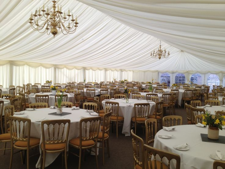 Plas Isaf Marquee